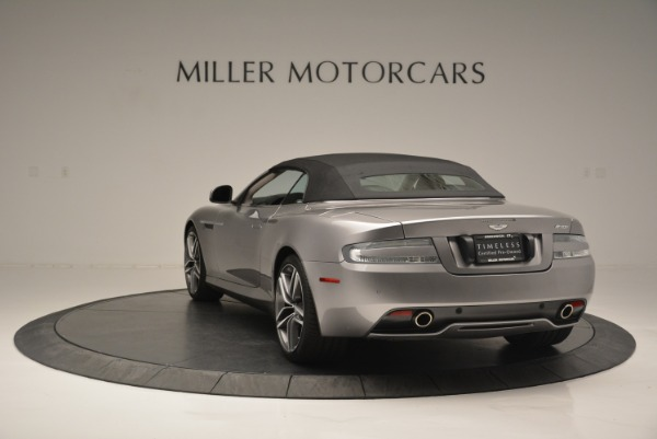 Used 2012 Aston Martin Virage Volante for sale Sold at Alfa Romeo of Greenwich in Greenwich CT 06830 17