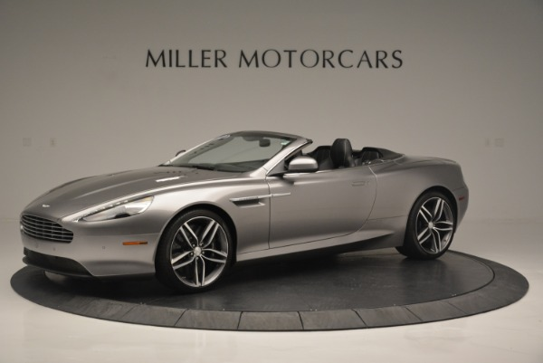 Used 2012 Aston Martin Virage Volante for sale Sold at Alfa Romeo of Greenwich in Greenwich CT 06830 2