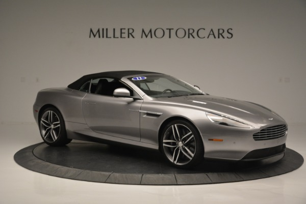 Used 2012 Aston Martin Virage Volante for sale Sold at Alfa Romeo of Greenwich in Greenwich CT 06830 22