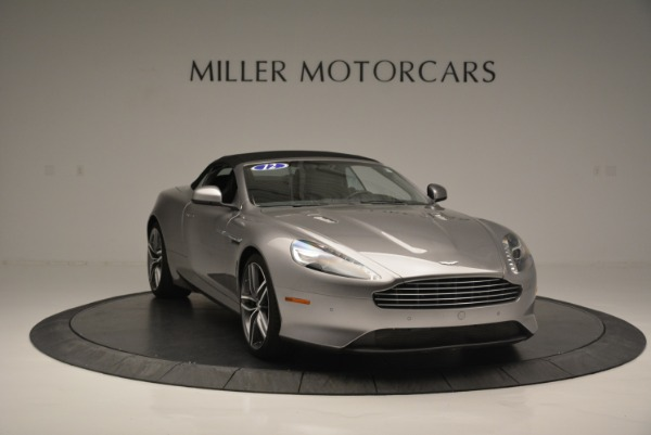 Used 2012 Aston Martin Virage Volante for sale Sold at Alfa Romeo of Greenwich in Greenwich CT 06830 23