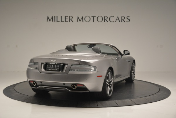 Used 2012 Aston Martin Virage Volante for sale Sold at Alfa Romeo of Greenwich in Greenwich CT 06830 7