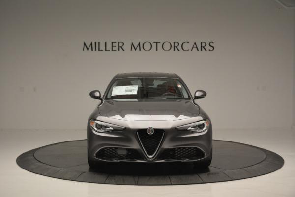 New 2018 Alfa Romeo Giulia Q4 for sale Sold at Alfa Romeo of Greenwich in Greenwich CT 06830 17