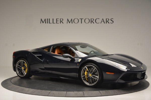 Used 2018 Ferrari 488 GTB for sale Sold at Alfa Romeo of Greenwich in Greenwich CT 06830 10