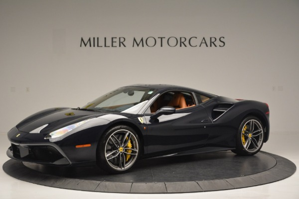 Used 2018 Ferrari 488 GTB for sale Sold at Alfa Romeo of Greenwich in Greenwich CT 06830 2