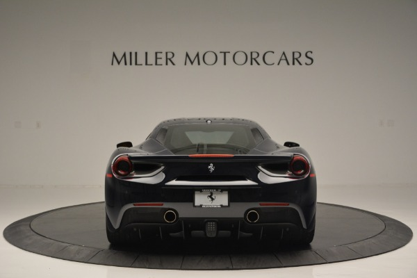 Used 2018 Ferrari 488 GTB for sale Sold at Alfa Romeo of Greenwich in Greenwich CT 06830 6