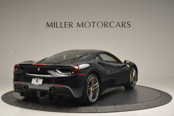 Used 2018 Ferrari 488 GTB for sale Sold at Alfa Romeo of Greenwich in Greenwich CT 06830 7