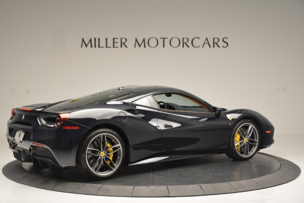 Used 2018 Ferrari 488 GTB for sale Sold at Alfa Romeo of Greenwich in Greenwich CT 06830 8