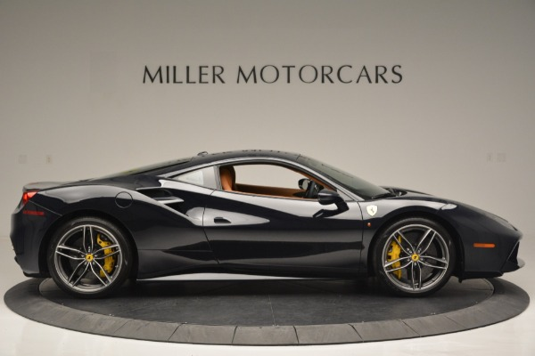 Used 2018 Ferrari 488 GTB for sale Sold at Alfa Romeo of Greenwich in Greenwich CT 06830 9