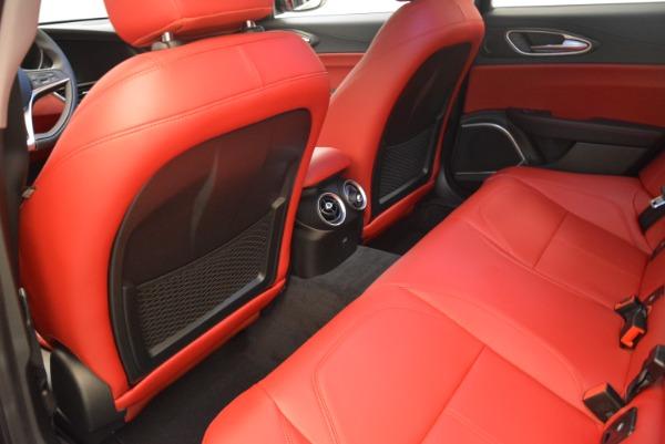 New 2018 Alfa Romeo Giulia Q4 for sale Sold at Alfa Romeo of Greenwich in Greenwich CT 06830 16