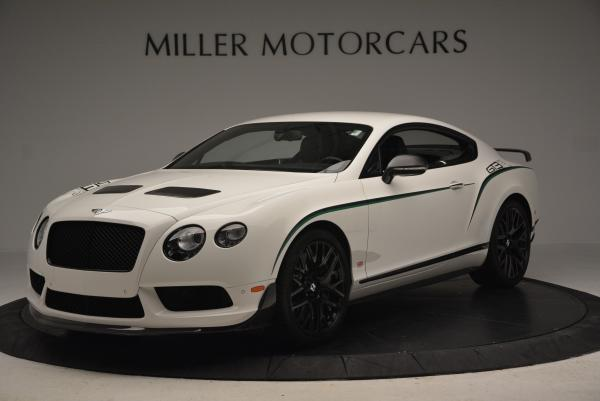 Used 2015 Bentley GT GT3-R for sale Sold at Alfa Romeo of Greenwich in Greenwich CT 06830 2