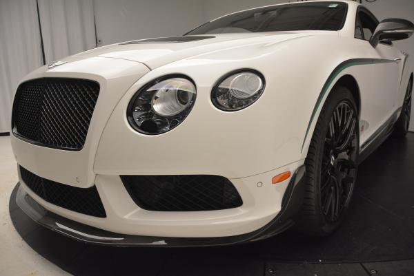 Used 2015 Bentley GT GT3-R for sale Sold at Alfa Romeo of Greenwich in Greenwich CT 06830 21