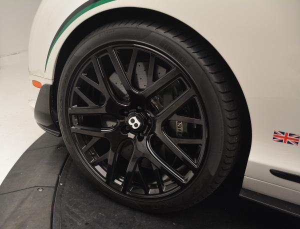 Used 2015 Bentley GT GT3-R for sale Sold at Alfa Romeo of Greenwich in Greenwich CT 06830 25