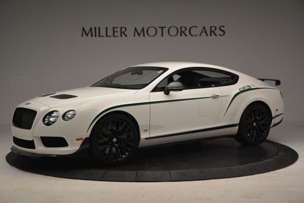 Used 2015 Bentley GT GT3-R for sale Sold at Alfa Romeo of Greenwich in Greenwich CT 06830 3