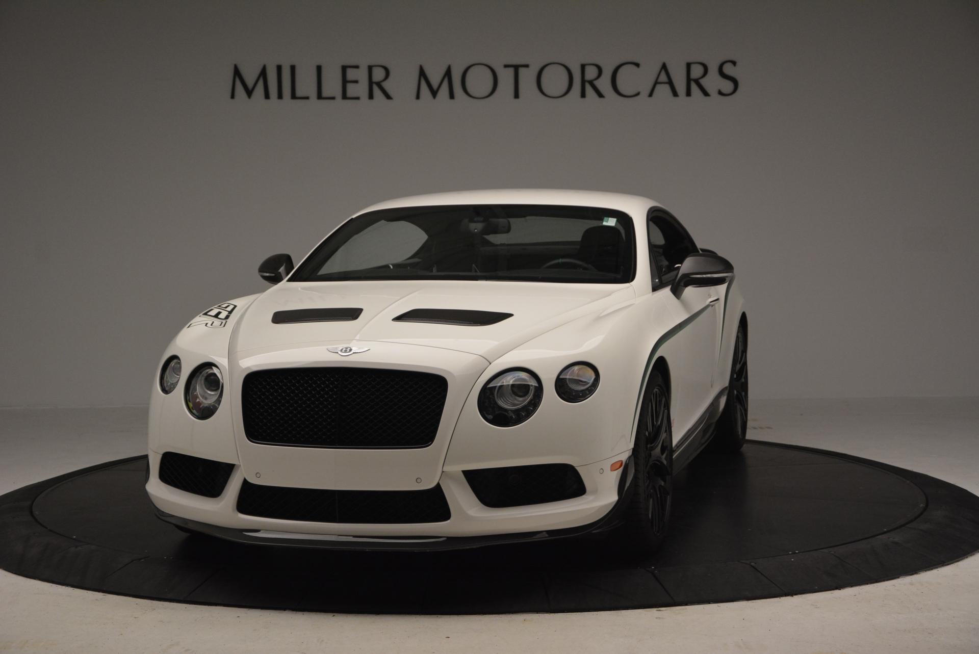 Used 2015 Bentley GT GT3-R for sale Sold at Alfa Romeo of Greenwich in Greenwich CT 06830 1