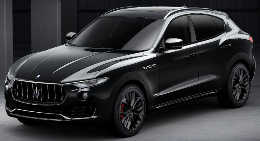 New 2018 Maserati Levante S for sale Sold at Alfa Romeo of Greenwich in Greenwich CT 06830 1