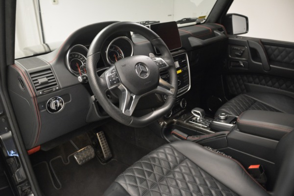 Used 2017 Mercedes-Benz G-Class AMG G 63 for sale Sold at Alfa Romeo of Greenwich in Greenwich CT 06830 13