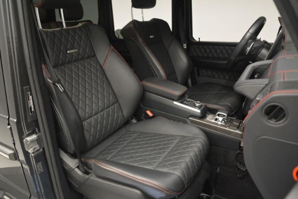 Used 2017 Mercedes-Benz G-Class AMG G 63 for sale Sold at Alfa Romeo of Greenwich in Greenwich CT 06830 20
