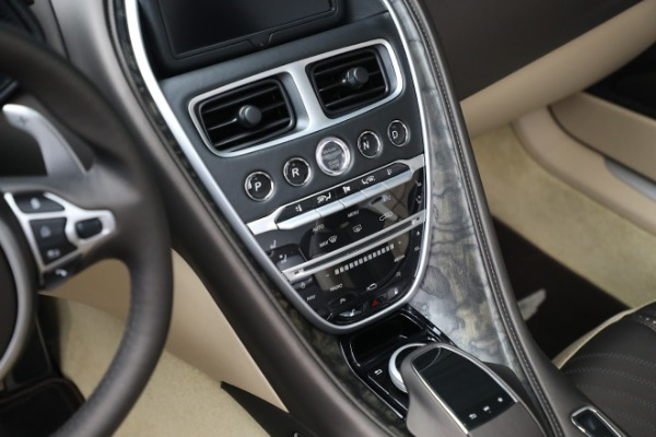 New 2019 Aston Martin DB11 V8 Convertible for sale Sold at Alfa Romeo of Greenwich in Greenwich CT 06830 22