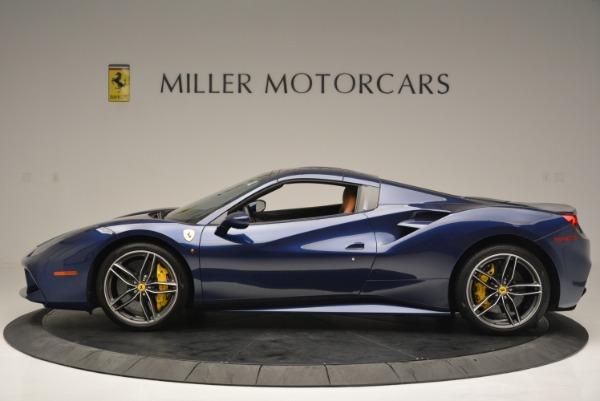 Used 2016 Ferrari 488 Spider for sale Sold at Alfa Romeo of Greenwich in Greenwich CT 06830 15
