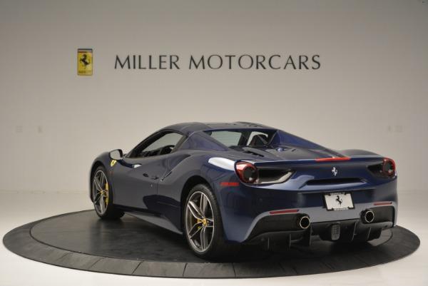 Used 2016 Ferrari 488 Spider for sale Sold at Alfa Romeo of Greenwich in Greenwich CT 06830 17