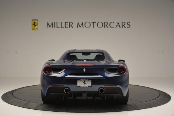 Used 2016 Ferrari 488 Spider for sale Sold at Alfa Romeo of Greenwich in Greenwich CT 06830 18