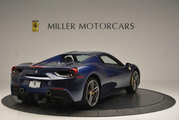 Used 2016 Ferrari 488 Spider for sale Sold at Alfa Romeo of Greenwich in Greenwich CT 06830 19