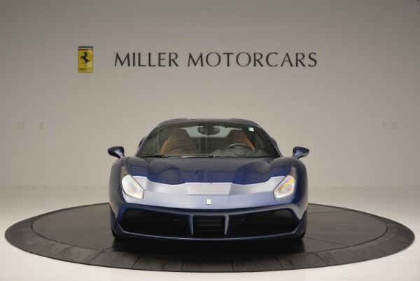 Used 2016 Ferrari 488 Spider for sale Sold at Alfa Romeo of Greenwich in Greenwich CT 06830 24