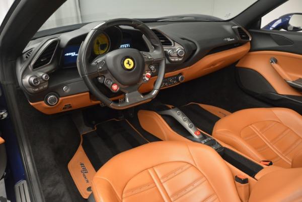 Used 2016 Ferrari 488 Spider for sale Sold at Alfa Romeo of Greenwich in Greenwich CT 06830 25