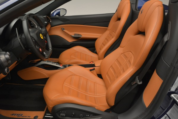 Used 2016 Ferrari 488 Spider for sale Sold at Alfa Romeo of Greenwich in Greenwich CT 06830 26
