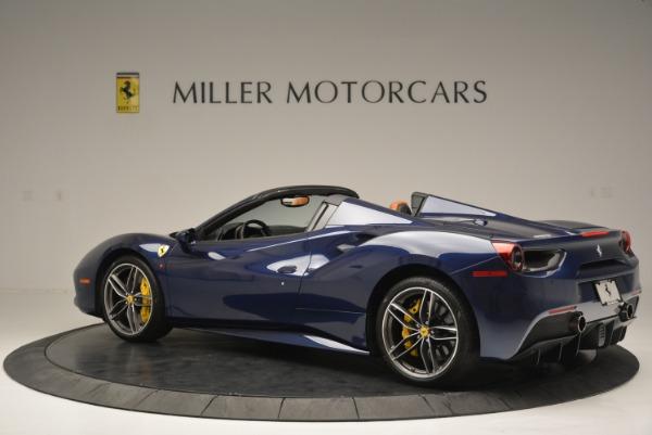 Used 2016 Ferrari 488 Spider for sale Sold at Alfa Romeo of Greenwich in Greenwich CT 06830 4