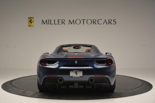 Used 2016 Ferrari 488 Spider for sale Sold at Alfa Romeo of Greenwich in Greenwich CT 06830 6