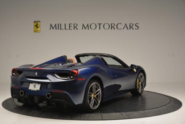 Used 2016 Ferrari 488 Spider for sale Sold at Alfa Romeo of Greenwich in Greenwich CT 06830 7