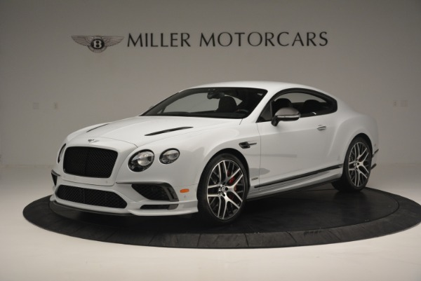 Used 2017 Bentley Continental GT Supersports for sale Sold at Alfa Romeo of Greenwich in Greenwich CT 06830 2