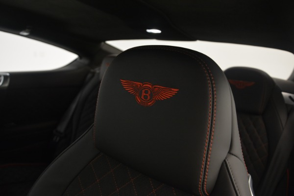 Used 2017 Bentley Continental GT Supersports for sale Sold at Alfa Romeo of Greenwich in Greenwich CT 06830 25