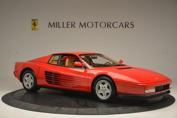 Used 1990 Ferrari Testarossa for sale Sold at Alfa Romeo of Greenwich in Greenwich CT 06830 10
