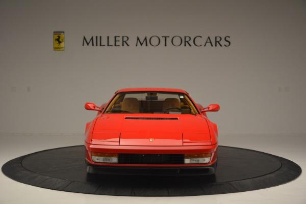 Used 1990 Ferrari Testarossa for sale Sold at Alfa Romeo of Greenwich in Greenwich CT 06830 12