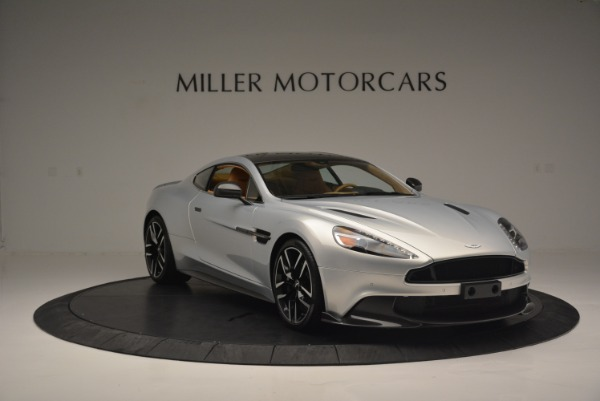 Used 2018 Aston Martin Vanquish S Coupe for sale Sold at Alfa Romeo of Greenwich in Greenwich CT 06830 11