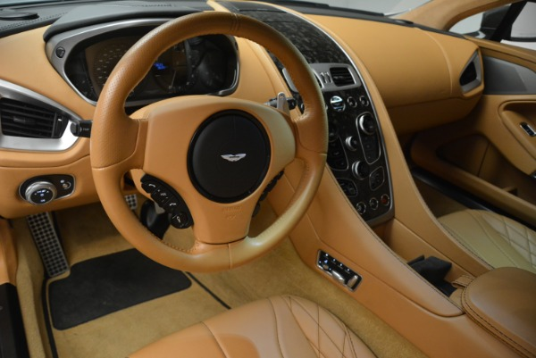 Used 2018 Aston Martin Vanquish S Coupe for sale Sold at Alfa Romeo of Greenwich in Greenwich CT 06830 14