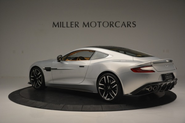 Used 2018 Aston Martin Vanquish S Coupe for sale Sold at Alfa Romeo of Greenwich in Greenwich CT 06830 4