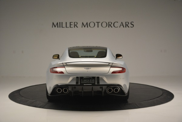 Used 2018 Aston Martin Vanquish S Coupe for sale Sold at Alfa Romeo of Greenwich in Greenwich CT 06830 6