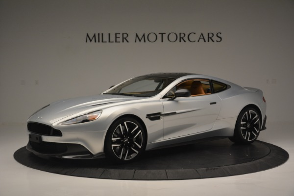 Used 2018 Aston Martin Vanquish S Coupe for sale Sold at Alfa Romeo of Greenwich in Greenwich CT 06830 1
