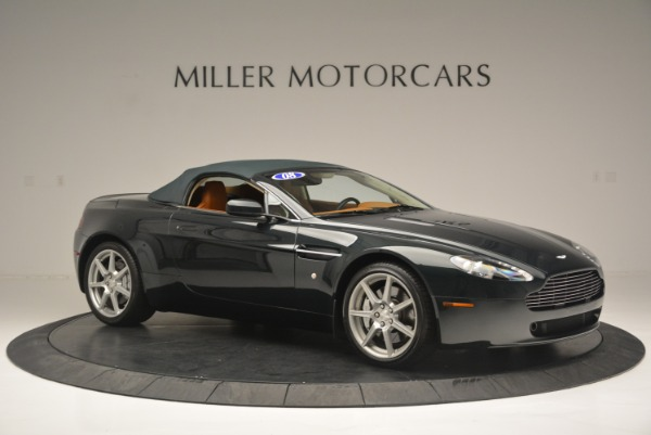 Used 2008 Aston Martin V8 Vantage Roadster for sale Sold at Alfa Romeo of Greenwich in Greenwich CT 06830 13