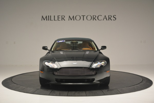 Used 2008 Aston Martin V8 Vantage Roadster for sale Sold at Alfa Romeo of Greenwich in Greenwich CT 06830 15