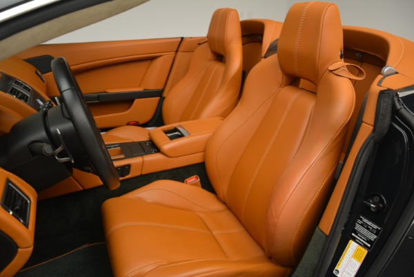 Used 2008 Aston Martin V8 Vantage Roadster for sale Sold at Alfa Romeo of Greenwich in Greenwich CT 06830 18
