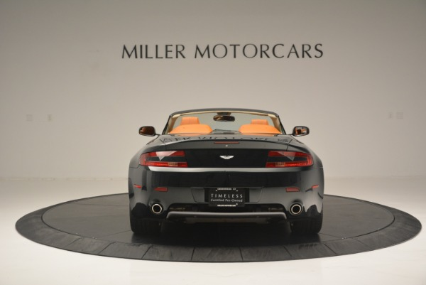 Used 2008 Aston Martin V8 Vantage Roadster for sale Sold at Alfa Romeo of Greenwich in Greenwich CT 06830 6