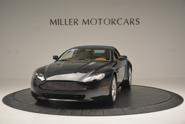 Used 2008 Aston Martin V8 Vantage Roadster for sale Sold at Alfa Romeo of Greenwich in Greenwich CT 06830 9