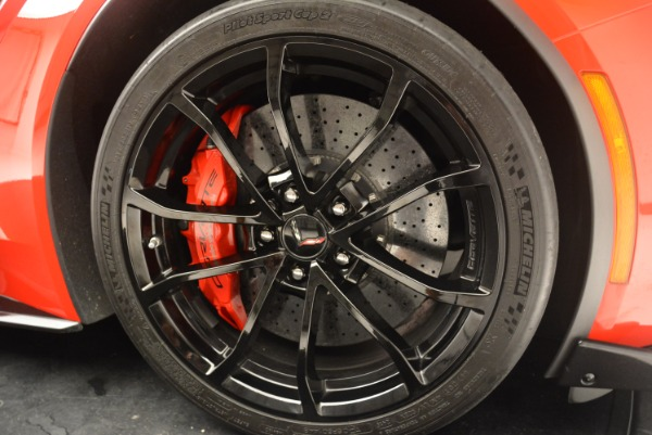 Used 2017 Chevrolet Corvette Grand Sport for sale Sold at Alfa Romeo of Greenwich in Greenwich CT 06830 25
