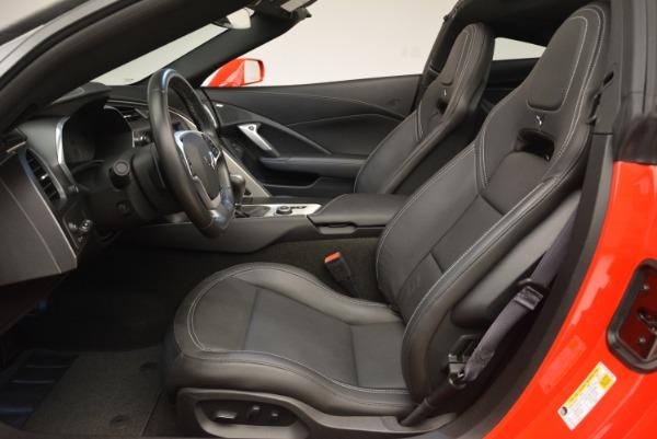 Used 2017 Chevrolet Corvette Grand Sport for sale Sold at Alfa Romeo of Greenwich in Greenwich CT 06830 27