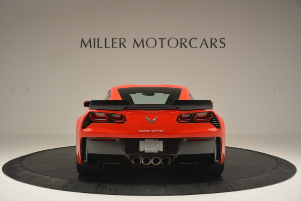 Used 2017 Chevrolet Corvette Grand Sport for sale Sold at Alfa Romeo of Greenwich in Greenwich CT 06830 6