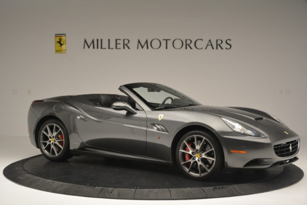 Used 2010 Ferrari California for sale Sold at Alfa Romeo of Greenwich in Greenwich CT 06830 10